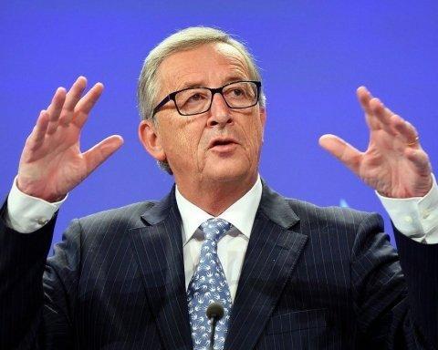 Юнкер заявив про ненадійність США для захисту ЄС