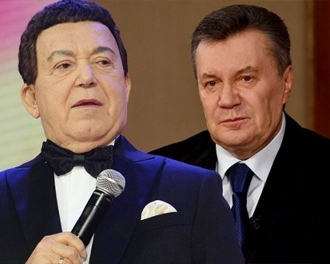 Кобзон розсекретив неочікуване місце проживання Януковича