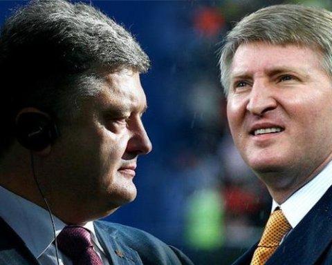 Ахметов и Порошенко стали лидерами «рейтинга» наибольших капиталистов в Украине