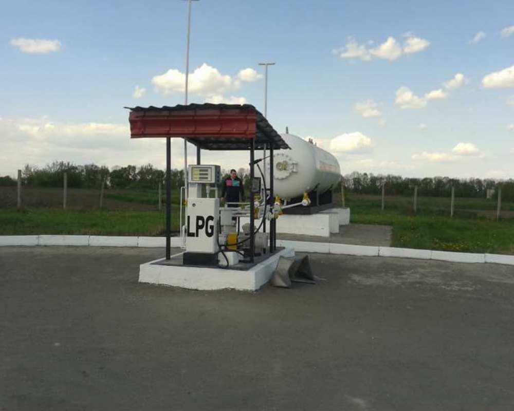 Завыходные подросла цена наавтомобильный газ