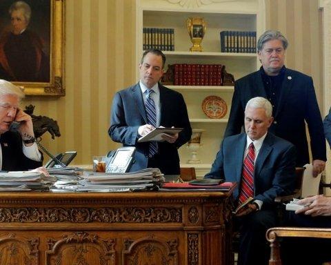 Генпрокурор США сделал жесткое заявление об утечке информации из Белого Дома