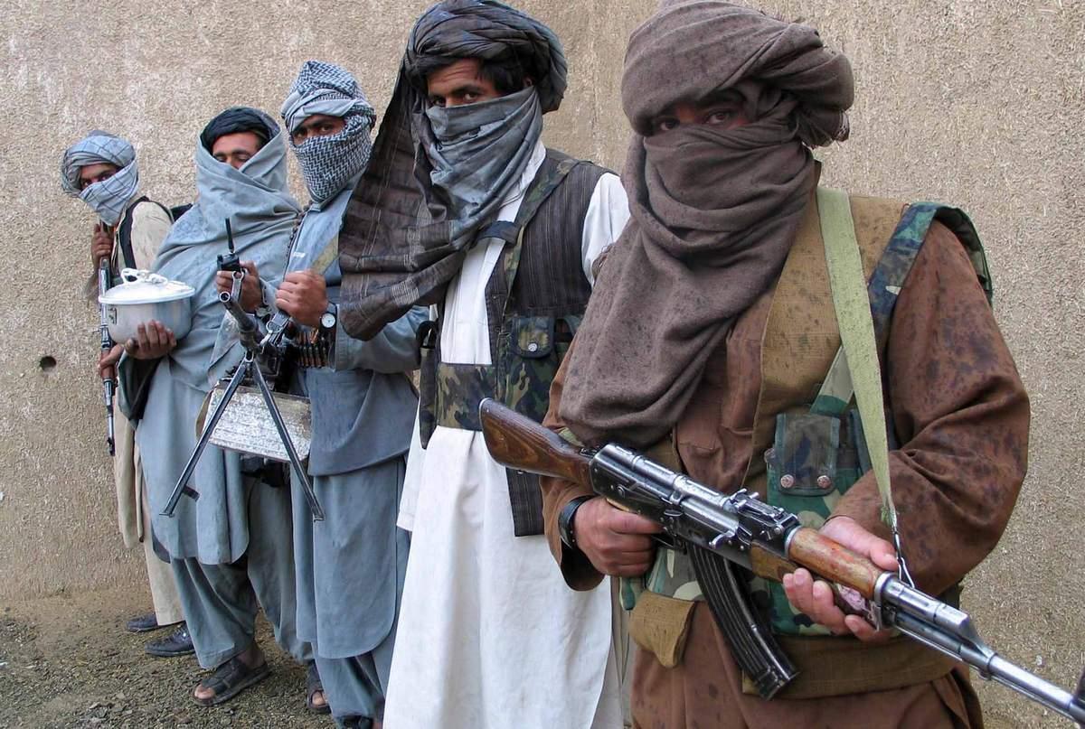 Боевики ИГ* и«Талибана