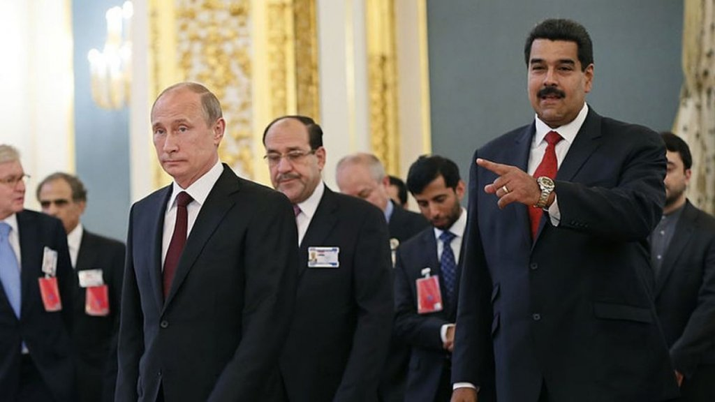 """Путін, введи війська: чи з'являться російські """"зелені чоловічки"""" в Венесуелі"""
