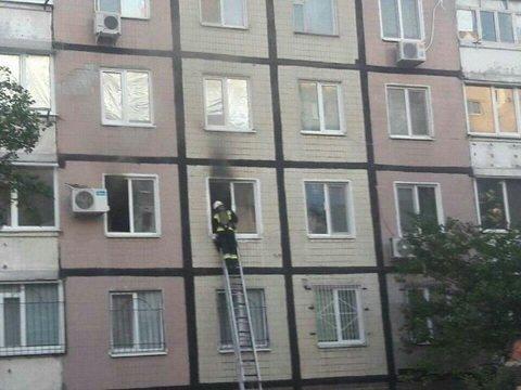 В Днепре произошел взрыв в жилом доме, есть жертва