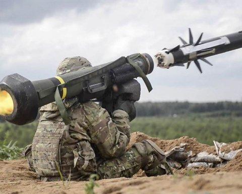 В США сказали, каким будет ответ Путина на Javelin на Донбассе