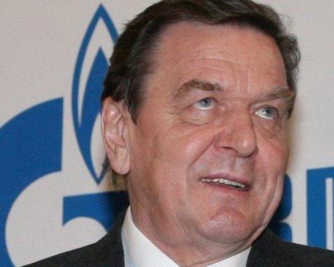 Друг РФ екс-канцлер ФРН Шредер отримав на батьківщині образливе прізвисько