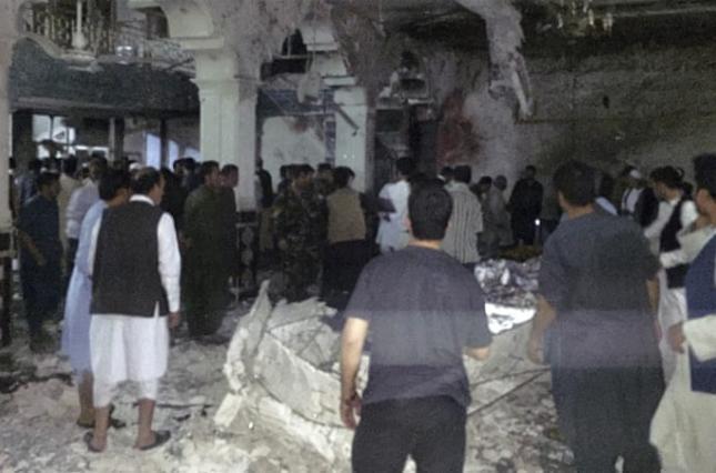 Теракт в мечеті Афганістану: кількість жертв суттєво зросла