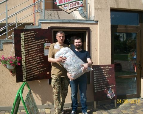 В Киеве ограбили знаменитую ветеранскую кофейню