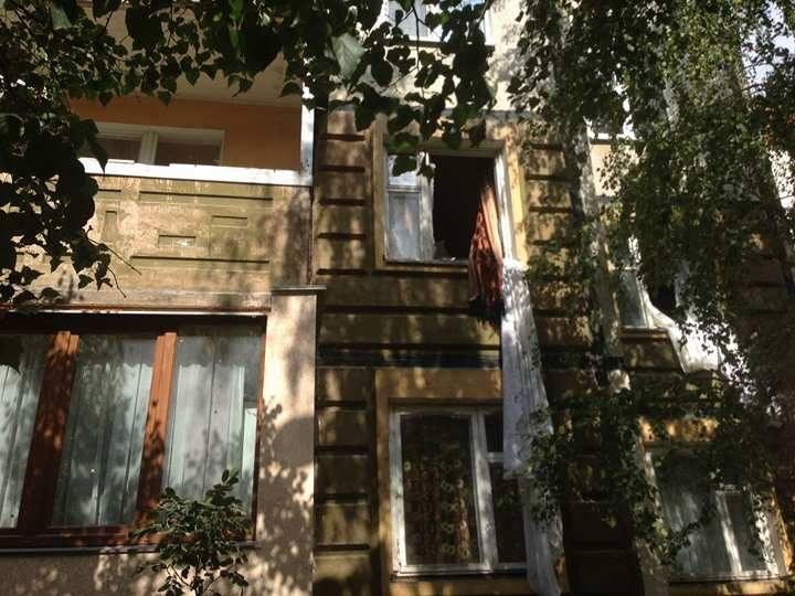 Под Киевом произошел взрыв вжилом доме