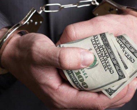Названо количество коррупционеров, которых отправили в тюрьму за последние полгода