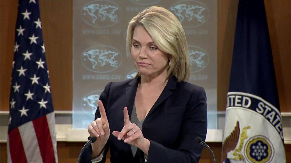 Госдеп США держит интригу относительно предоставления Украине летального оружия