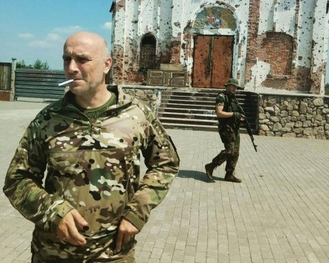 Пособник терористів Прилєпін прокоментував участь російського актора в АТО