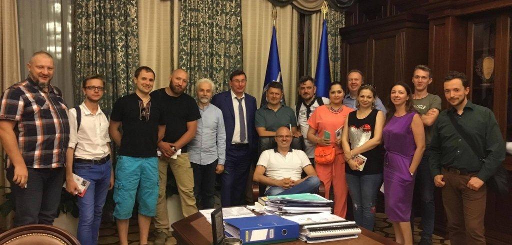 Луценко розкрив таємницю нових проваджень та позовів проти нардепів і суддів