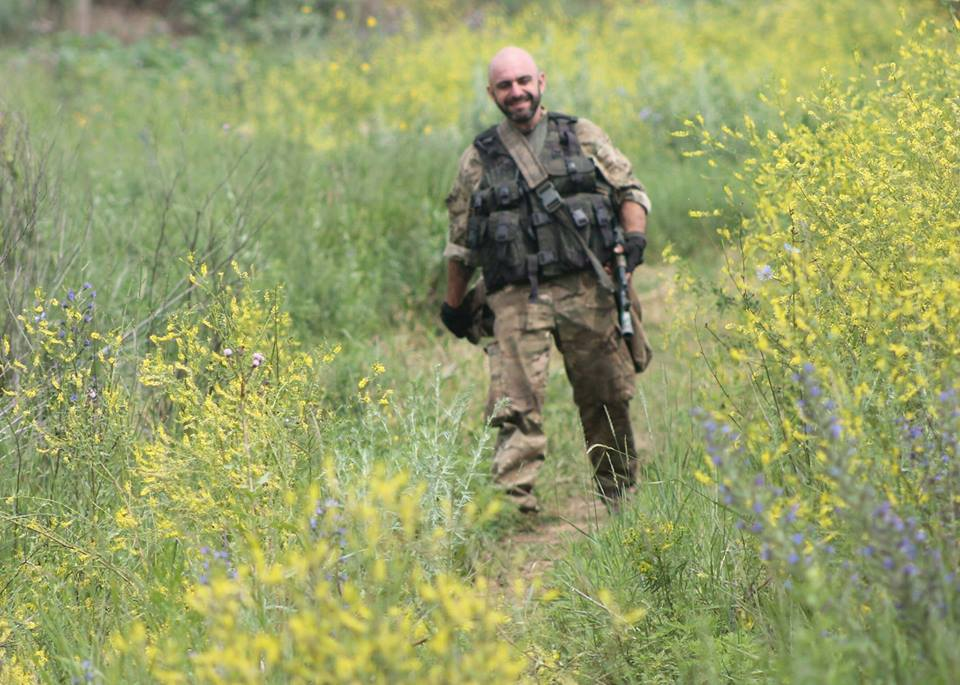 Ізраїльський спецназівець в АТО: «Бойовики верещали як свині, розбігаючись по кущах»