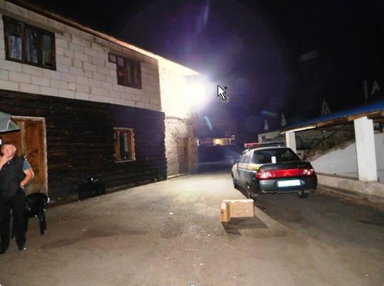 Під Києвом робітник убив молотком свою начальницю зазаборону курити нароботі
