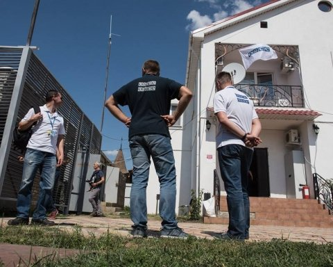 Місія ОБСЄ відкрила цілодобовий спостережний пункт у Станиці Луганській