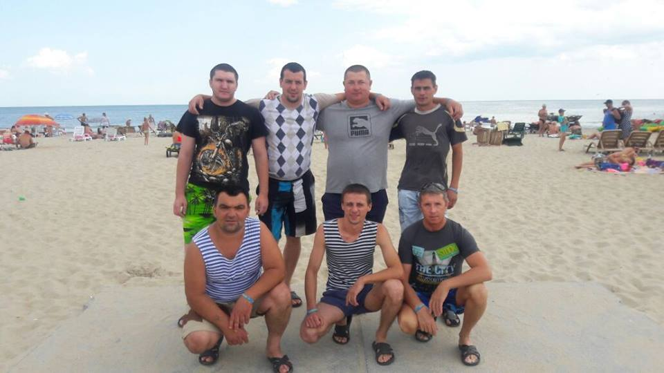 Проходящие реабилитацию бойцы АТО в Одесской области получили собственный пляж