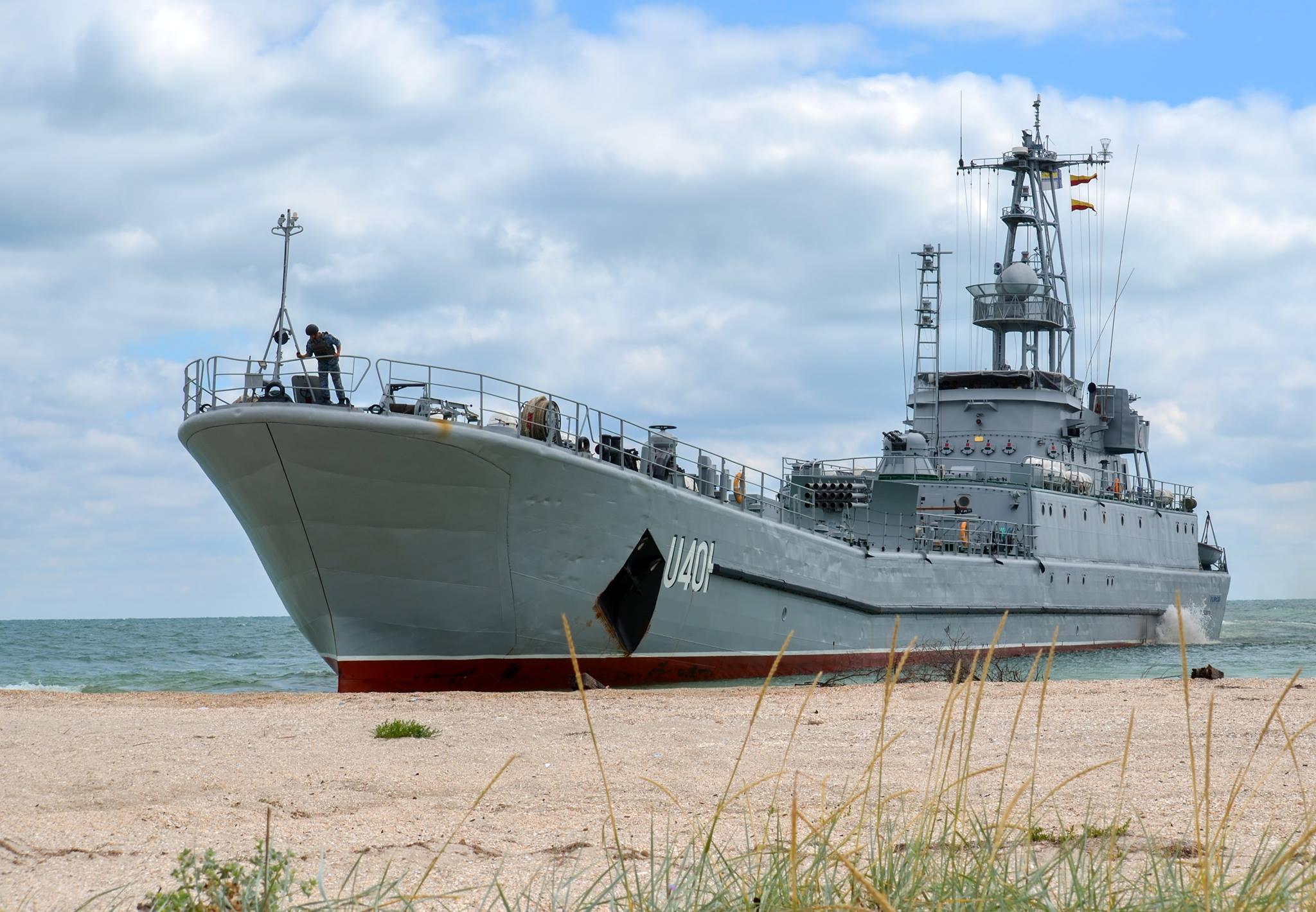 Флот Ливии потопил российский танкер (видео)