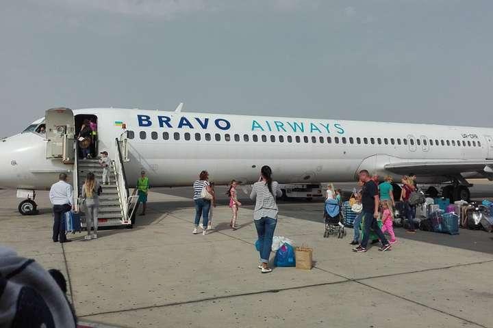 МИД Украины: ваэропорту Анталии «застрял» рейс вукраинскую столицу
