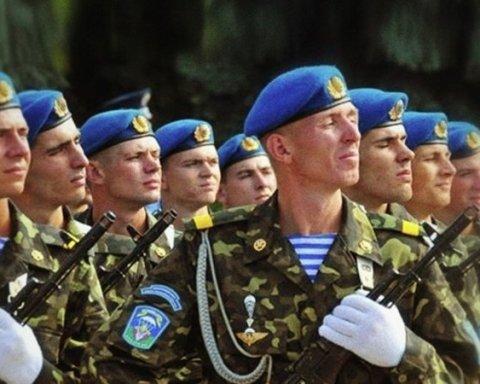 Сталеві м'язи  та вольфрамові нерви: як ВДВ України відзначають своє свято