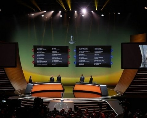 Жеребкування Ліги Європи: тренери Динамо і Зорі дали свій коментар