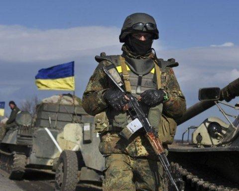 Штаб АТО повідомив про обстріли бойовиків, у ЗСУ є загиблий та поранені
