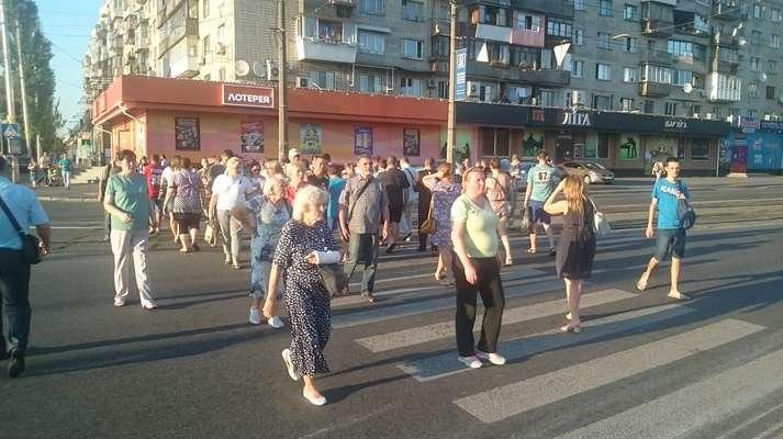 Протестующие в Киеве прибегли к жестким мерам