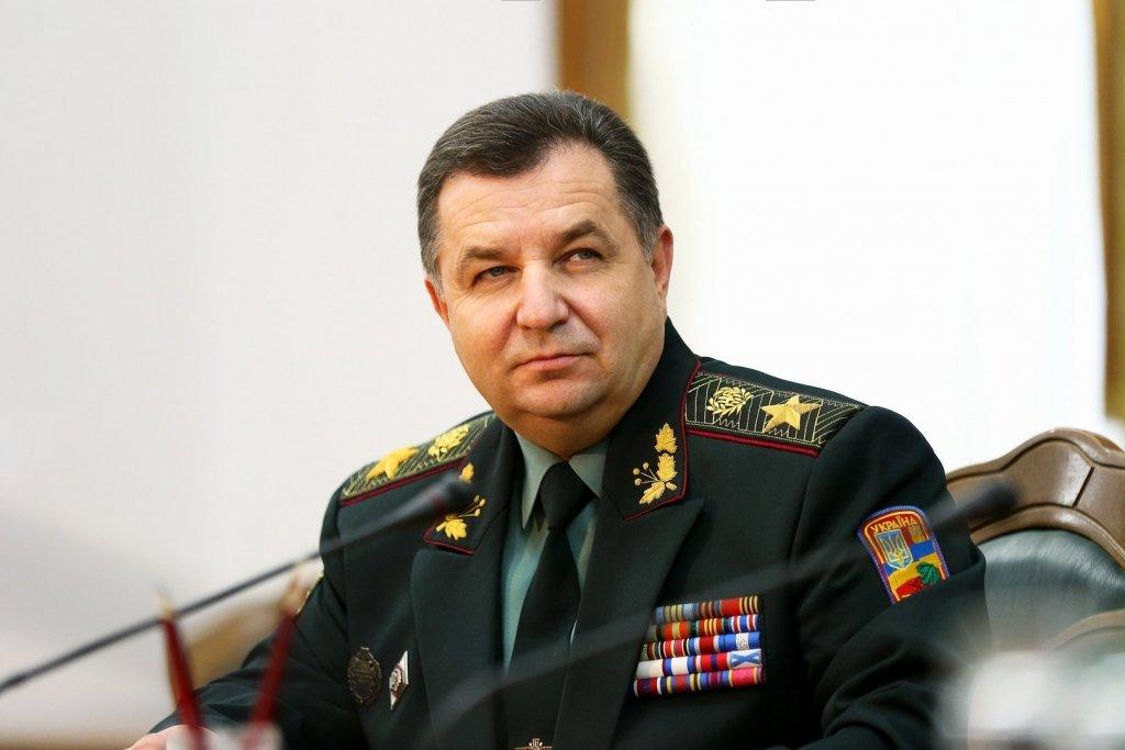 Полторак сообщил новые детали военного парада в Киеве