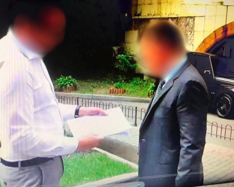 В ГПУ вручили підозру члену Вищої ради правосуддя, якого викрили на півмільйонному хабарі