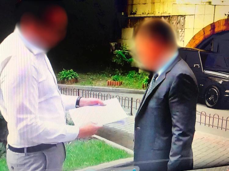 ГПУ вручила члену Высшего совета правосудия обвинительный акт