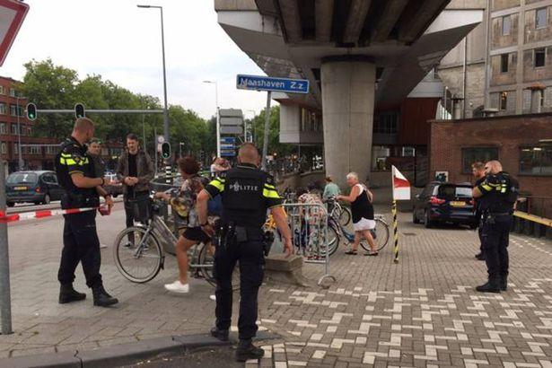 Из-за угрозы теракта в Нидерландах отменили концерт известной рок-группы