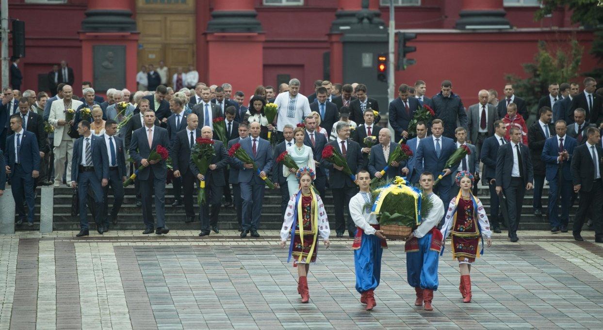 Гонгадзе: США коДню Независимости могут объявить опредоставлении Украине смертельного оружия