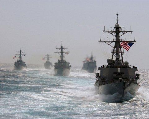 У США пропонують відправити військовий флот в Азовське море розблокувати Керченську протоку