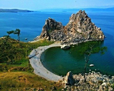На озере Байкал нашли погибшего иностранца