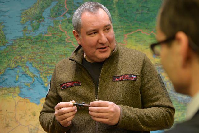 Молдова оголосила Рогозіна персоною нон-грата