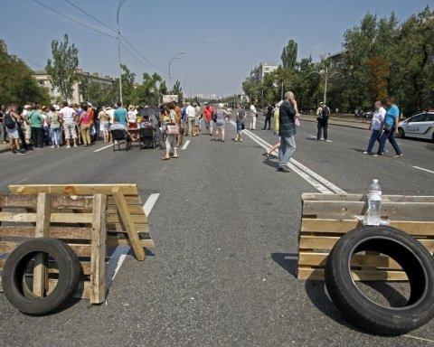 Стало известно, что пообещала власть обманутым жителям «домов Войцеховского»