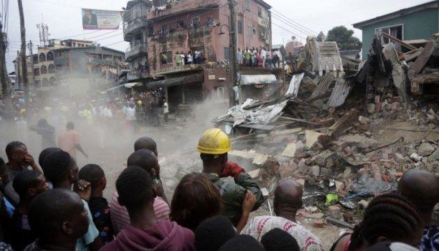 У Нігерії через обвалення будинків загинули сотні людей