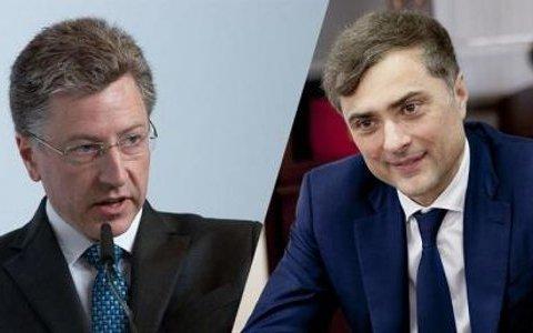 Зустріч Волкера і Суркова: стали відомі перші подробиці