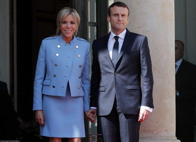 Більш 150 тисяч французів підписали петицію проти дружини Макрона