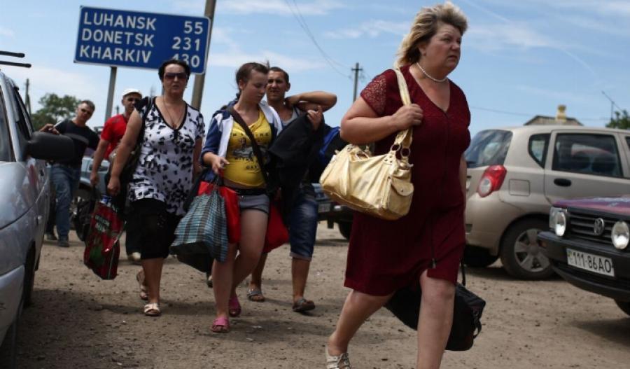 Путін виділив грант наповернення біженців наДонбас