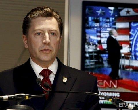 Тиллерсон анонсировал визит спецпредставителя США по Украине Волкера в Кремль