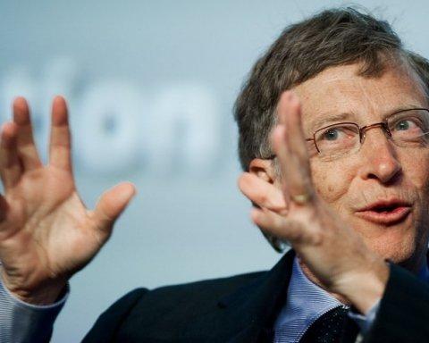 Білл Гейтс вразив розміром благодійного пожертвування