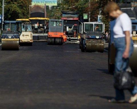 Фіскали похвалилися мільярдами гривень, спрямованими на ремонт доріг