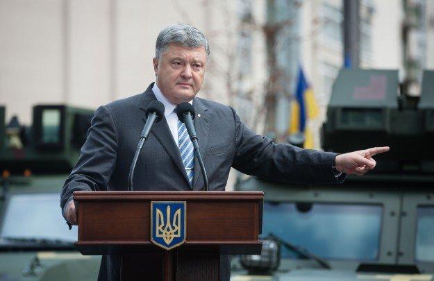 Порошенко назвав справжні причини продовження АТО в Україні