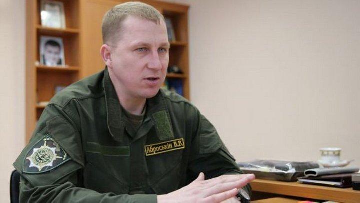 перший заступник голови Національної поліції України В'ячеслав Аброськін
