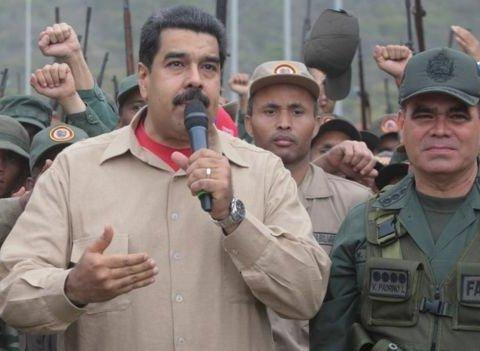 Венесуэла объявила мобилизацию добровольцев для отражения нападения американской армии