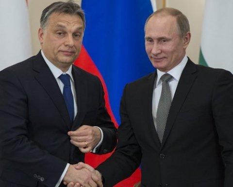 В Угорщині розгорівся скандал через присвоєння Путіну почесного титулу