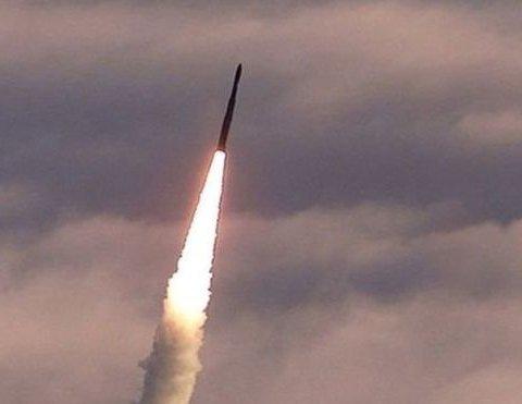США анонсировали запуск баллистической ракеты