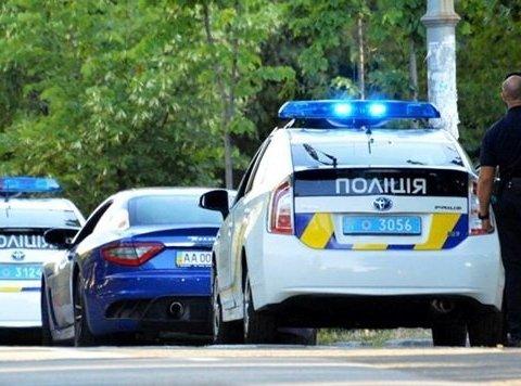 У Києві поліція шукає учасників зухвалого розбійного нападу