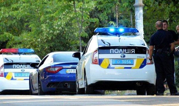 В Киеве полиция ищет участников дерзкого разбойного нападения